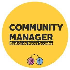 Community Manager - Diseño Gráfico - Contenido Para Redes