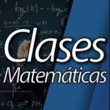 CLASES DE MATEMÁTICAS, FÍSICA, QUÍMICA