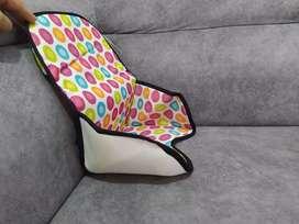 Forro para silla de bebé
