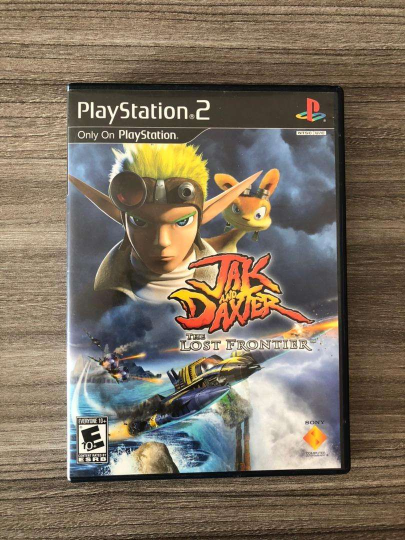 Juego Jak And Daxter The Lost Frontier Para Playstation 2