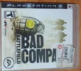 Bad Company para ps3