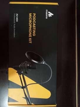 Kit de micrófono USB MAONO AU-A04 192KHZ/24BIT