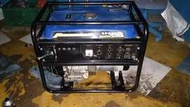 Plata electrica gasolina 5000wats power Titan 110v 220v