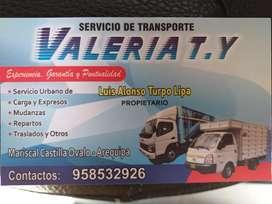 TRANSPORTES VALERIA