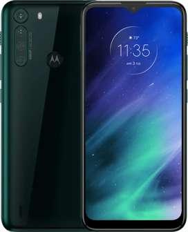 Vendo celular moto onda fusión verde esmeralda