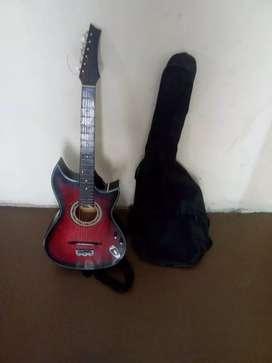 Guitarra Electroacustica La Madrileña