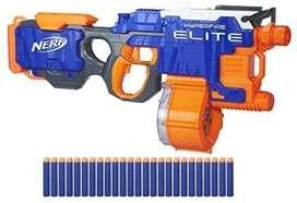 Ametralladora Nerf Hyperfire Elite