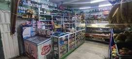 Supermercado sobre la Av circunvalar Chapinero
