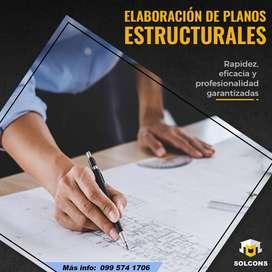 Planos y diseño estructural