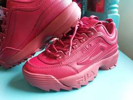 Zapatos marca Fila