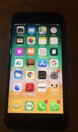 iPhone 6s 32gb con caja y accesorios