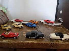 Colección de carritos