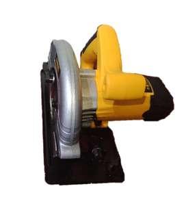Sierra Circular Electrica 7-1/4 Tipo Dewalt