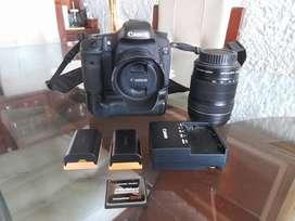 Camara Canon  7D