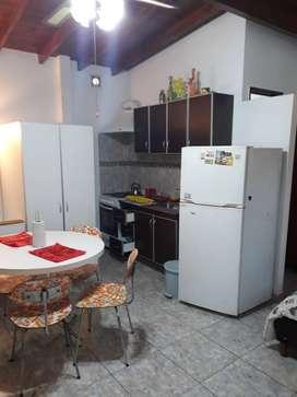 Venta O PERMUTA de Duplex de 3 amb + monoambiente+ parcela con encadenado. En Santa Teresita.