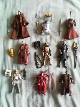 Star Wars Figuras 3.75