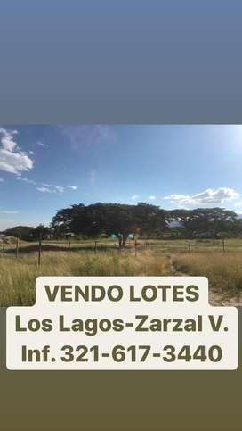 Se venden lotes en los Lagos-Zarzal