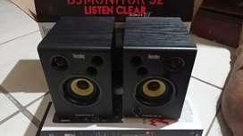 monitores de audio Hercules