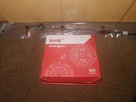 Kit de embrague de renault clio 1400 +Cable de embrague