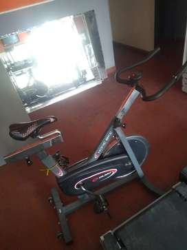 Bicicleta spinning Olmo home