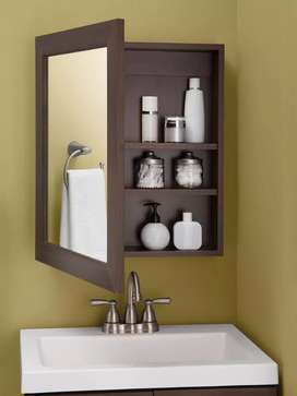 Gabinete para baño