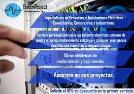 Servicios Eléctricos Industriales Y Domiciliarios
