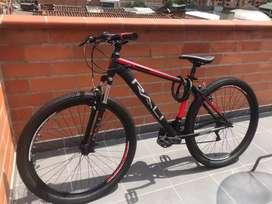 Bicicleta Rali Tornado Nueva