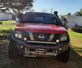 Nissan Frontier 4x4 LE 2011