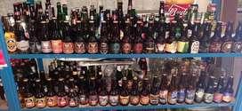 Cervezas de colección