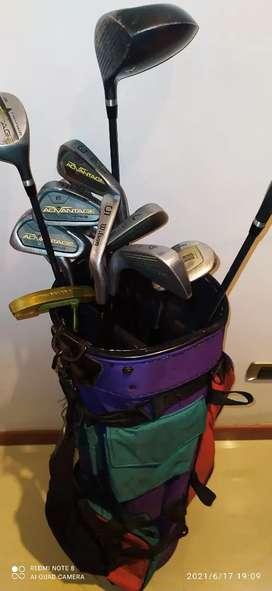 vendo  juego  de golf
