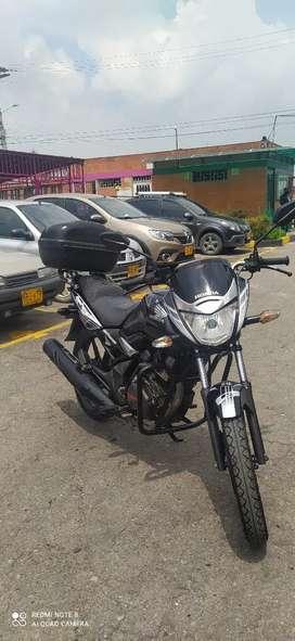Honda CBF150 modelo 2010