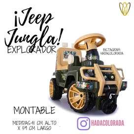 Jeep explorador