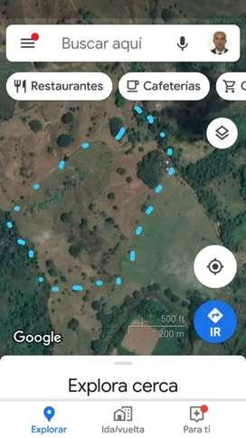21 hectáreas de terreno a 4 kilómetros de Olmedo, Manabi