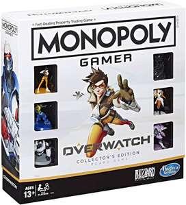 Monopoly Overwatch Edcición Coleccionista - Inglés Hasbro