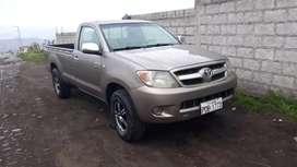 Se  vende  flamante camioneta  Toyota Hilux