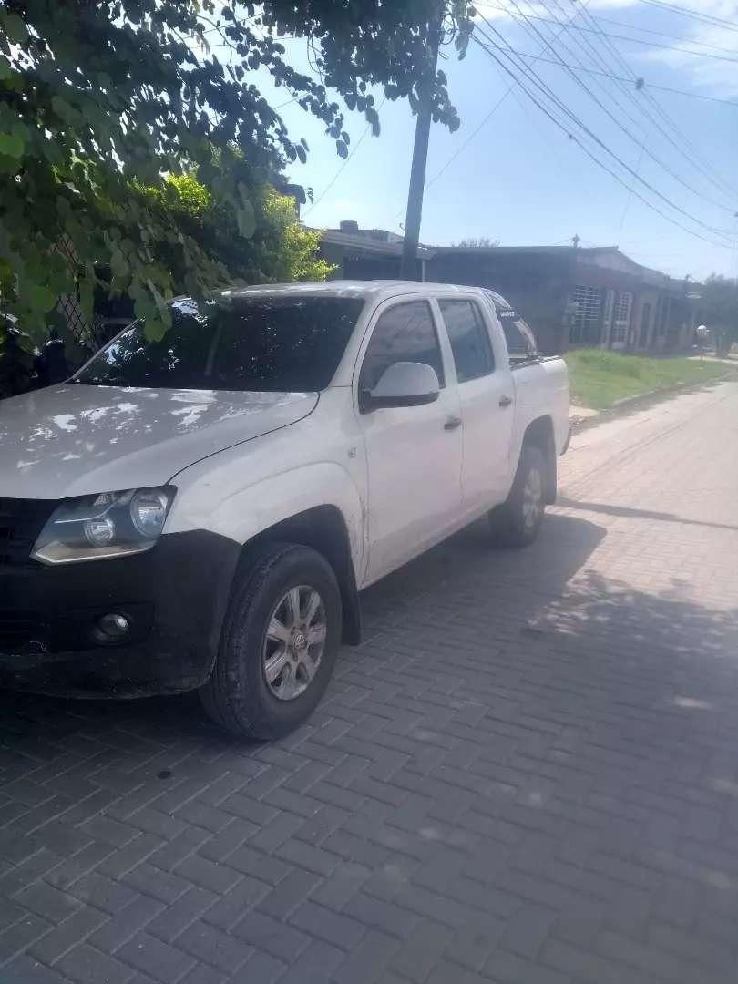 Vendó Amaro 2012 recibo auto