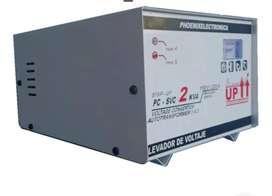 Elevador De Voltaje 110/220 Volts,