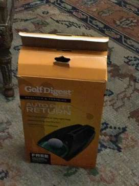 Golf Digist pro ducts auto putt retorn . Casi sin uso