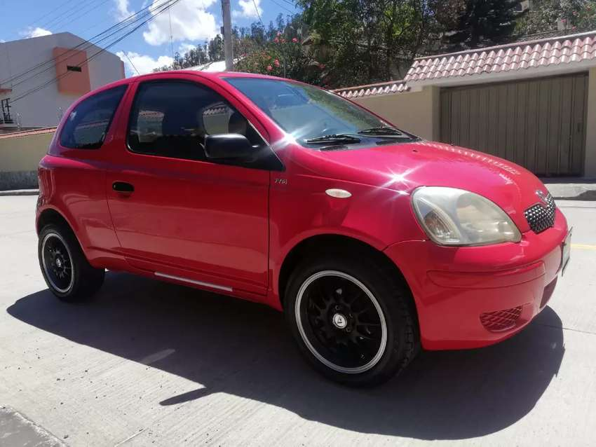 Vendo impecable Toyota Yaris nitro100mil 2006 flamante 0