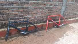 Cuadros de bici Rod. 24 y 26