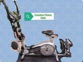 Elíptica magnética Evolution Fitness E650