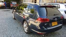 Vendo hermoso automovil Volkswagen Golf Sportwagen Sel dsg 2.0 Diesel