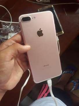Iphone 7plus como ipod de 128 gb