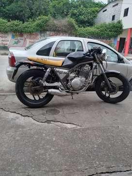 Venta de una moto
