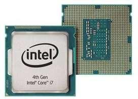 Microprocesador Core I7 4790k 8 Nucleos 8mb