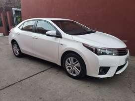 Toyota Corolla/ 1.8 cvt / 2015/  84 mil kilómetros