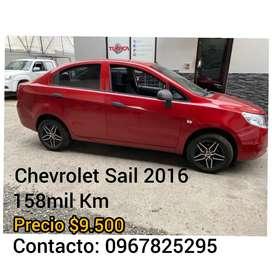 Vendo flamante Chevrolet Sail