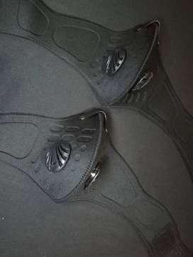 Mascaras antipolucion