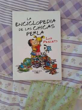 Libro La enciclopedia de las chicas perla