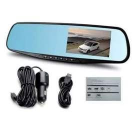 Espejo retrovisor con doble cámara para auto. Artículos nuevos